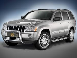 Jeep Grand Cherokee by Cobra 2005 года